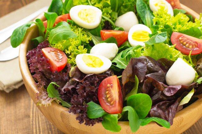 Lutein, Zeaxanthin có trong các loại rau của quả màu sắc xanh vàng đỏ